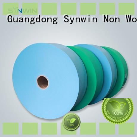 Synwin Non Wovens price pp woven fabric customized for wrapping