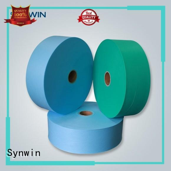 Synwin spunbond pp non woven directly sale for household