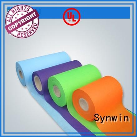 Synwin diapers pp non woven directly sale for wrapping
