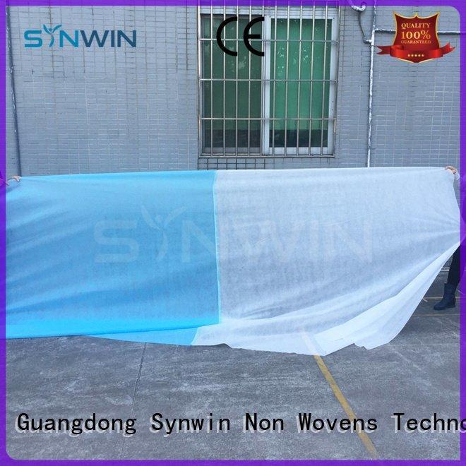 Hot vegetable garden fabric woven garden fabric fabric Synwin Non Wovens