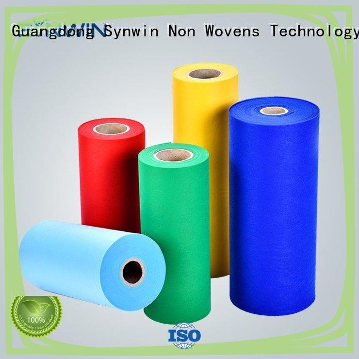 Synwin any spunbond polypropylene design for tablecloth