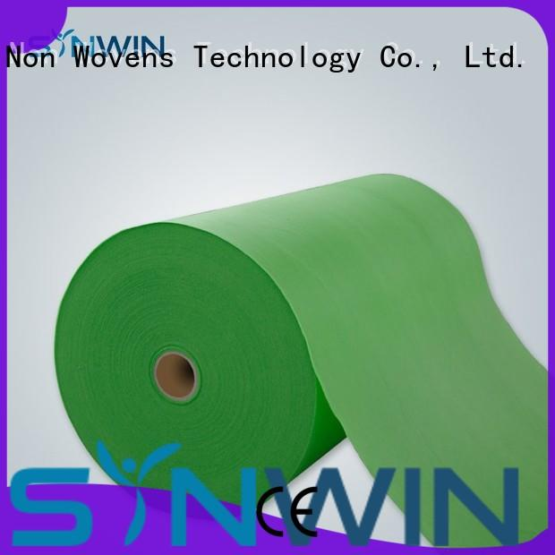 bright pp non woven fabric from China for household