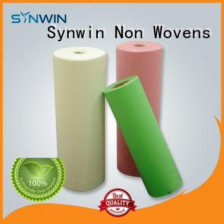 Synwin spunbond polyester design for tablecloth