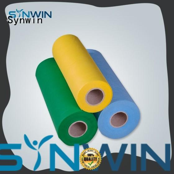 spunbond spunbond polyester with good price for hotel