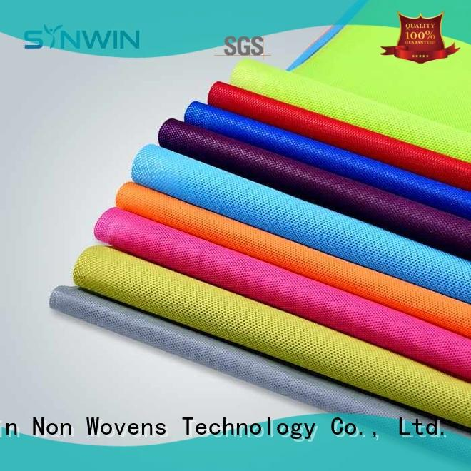 wrapping table pp non woven fabric friendly Synwin Non Wovens company