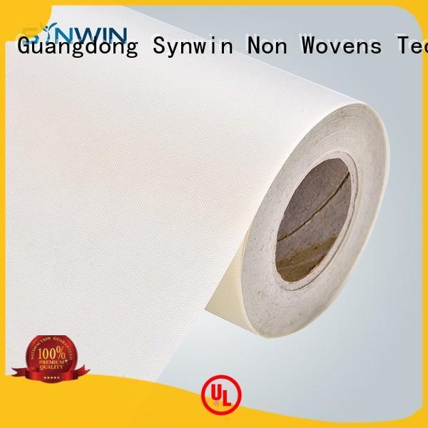 Synwin Non Wovens spunbond polypropylene design for tablecloth