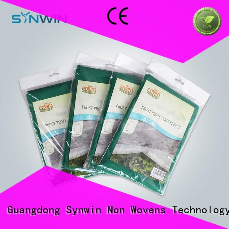 roll proof frost protection fleece design for home Synwin Non Wovens