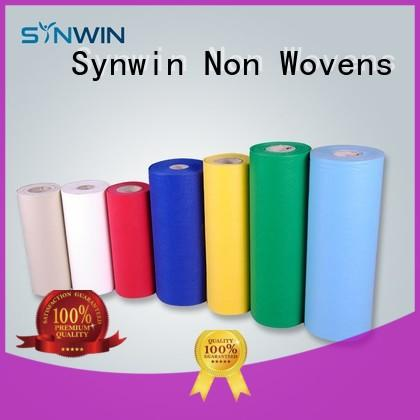 woven Custom shopping packing pp woven fabric Synwin Non Wovens cover