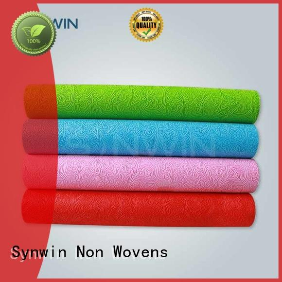 Synwin Non Wovens Brand disposable home wrapping paper flowers hygienic supplier