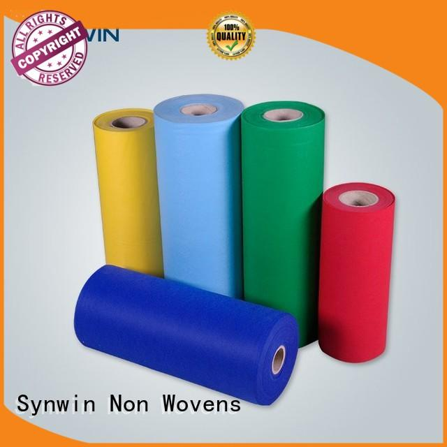 Synwin pp non woven customized for household