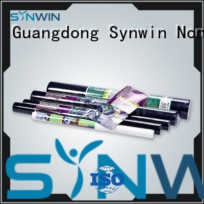 Synwin Non Wovens long-lasting weed control fabric customized for garden