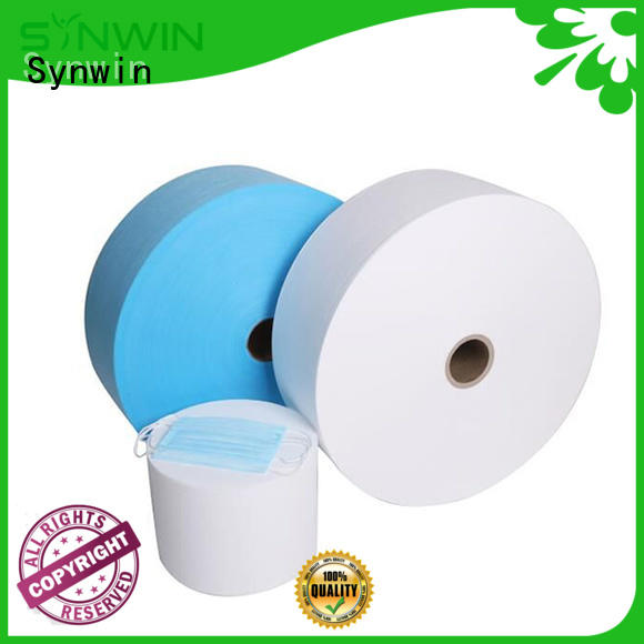 Synwin popular disposable mask from China for hotel