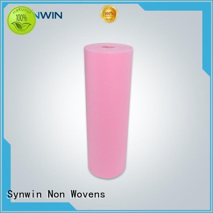 cloth household fabrics Synwin Non Wovens Brand sms nonwoven supplier