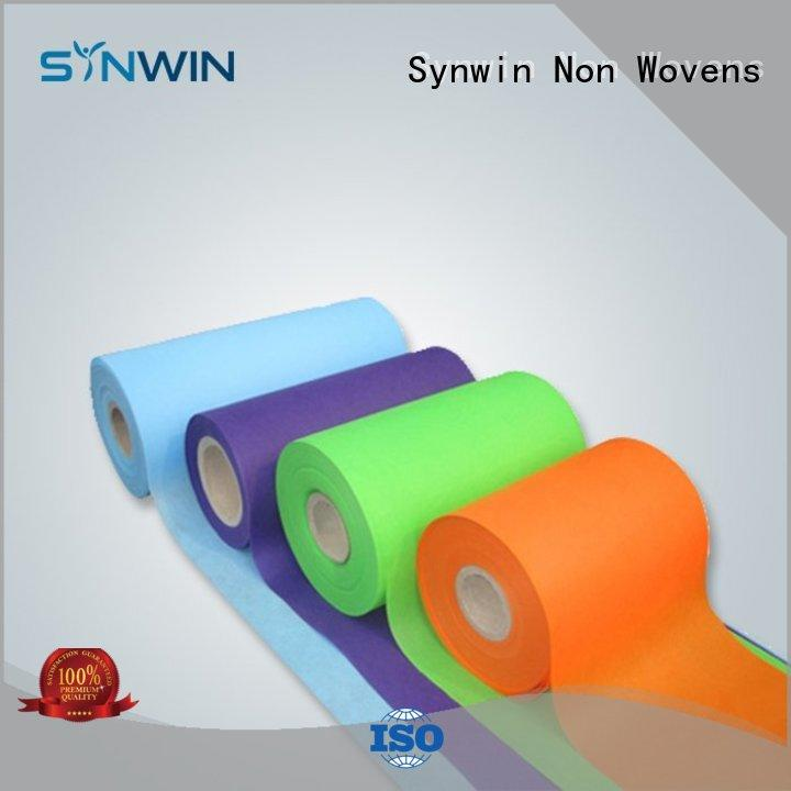 sizes pp woven fabric frost bed Synwin Non Wovens company