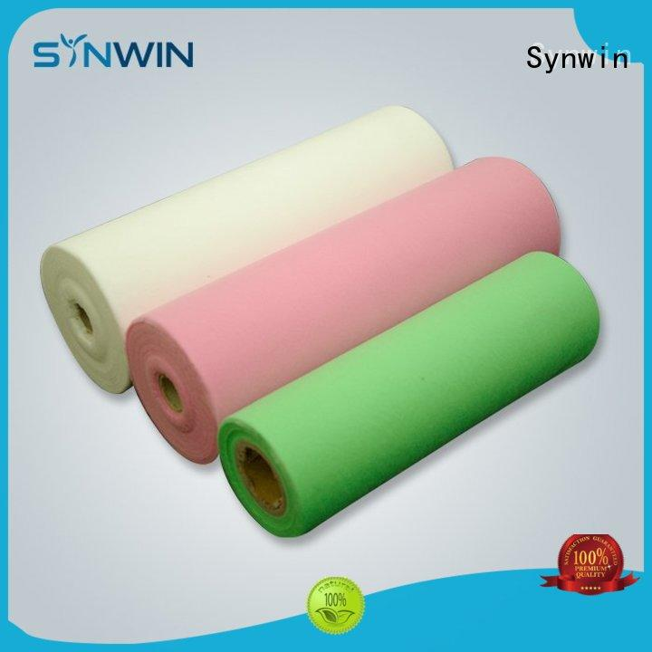 Synwin bedsheet pp non woven fabric directly sale for wrapping