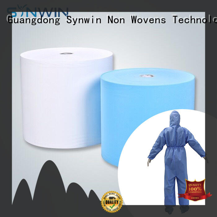 Synwin medical gown factory price for packaging