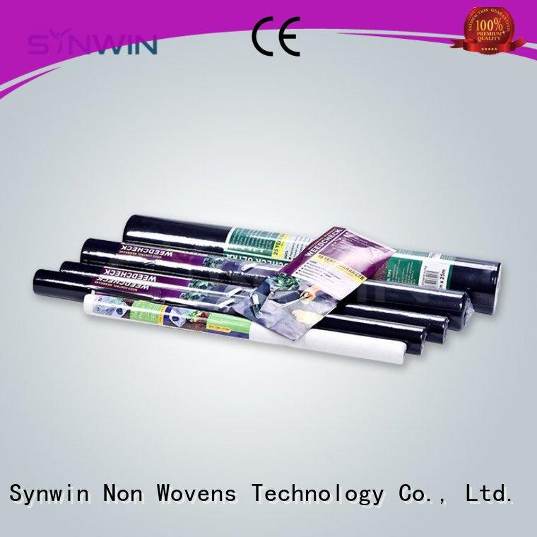 Synwin Non Wovens popular weed control fabric customized for outdoor