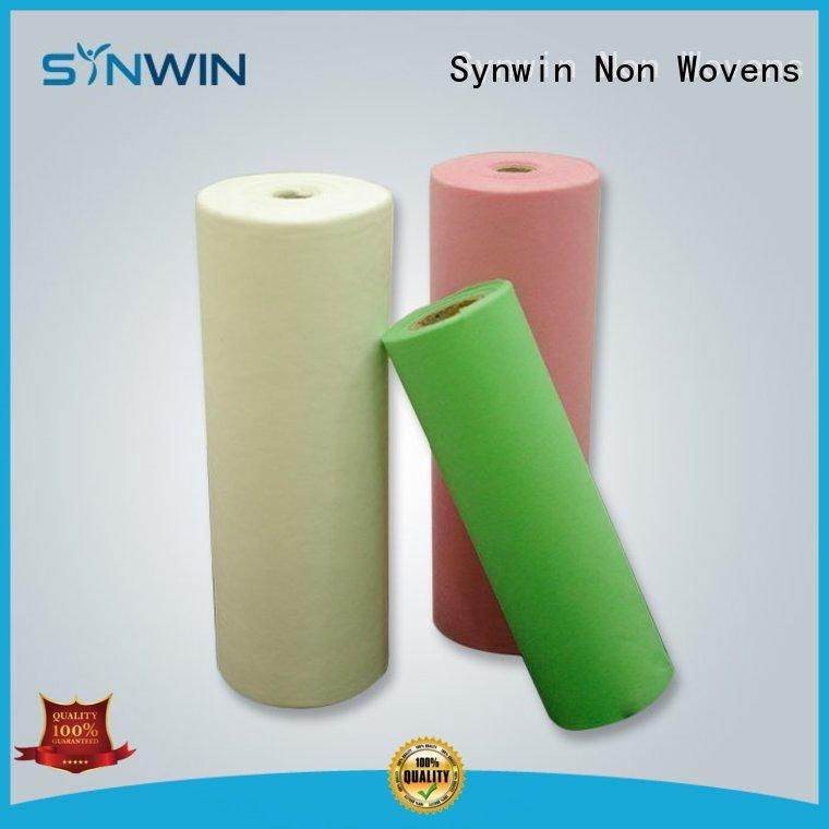 odm spunbond polypropylene factory for tablecloth