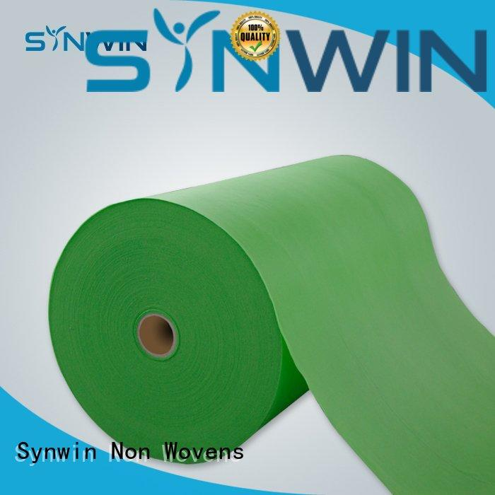 Synwin Non Wovens various pp woven from China for wrapping