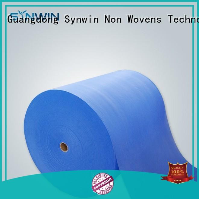 Synwin Non Wovens pp woven fabric manufacturer for wrapping