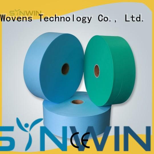 Synwin Non Wovens Brand ribbon mask pp non woven fabric frost