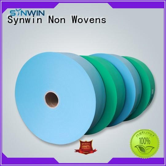 ecofriendly pp non woven customized for wrapping