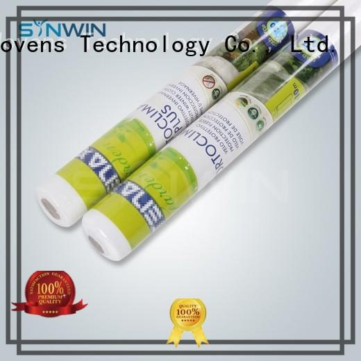 fleece bedsheet OEM weed control fabric Synwin Non Wovens