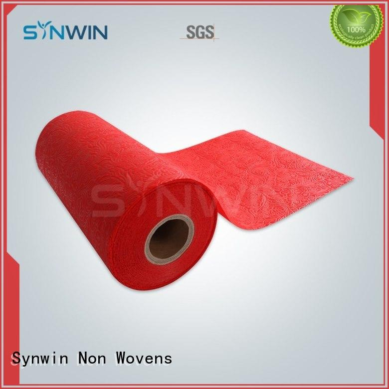 Wholesale shopping wrapping paper flowers mask Synwin Non Wovens Brand