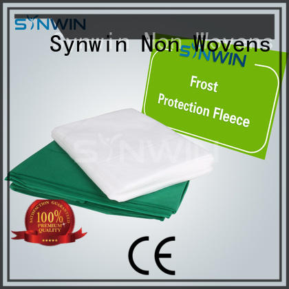 best trendy protection frost protection fleece Synwin Non Wovens Brand
