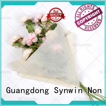 Synwin gift wrapping paper factory price for wrapping