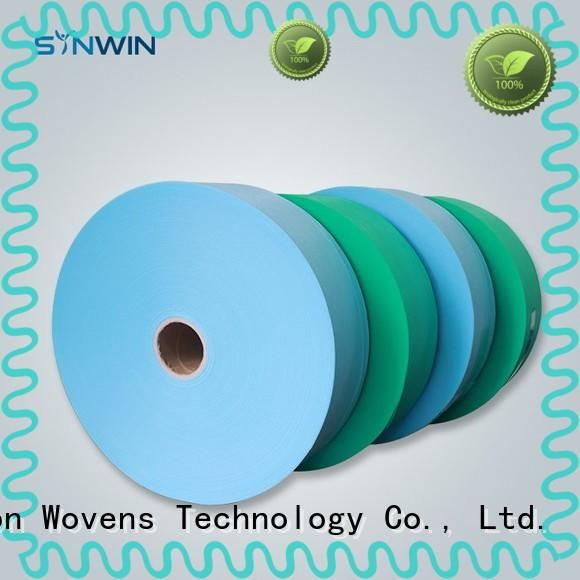 Synwin pp non woven fabric directly sale for household