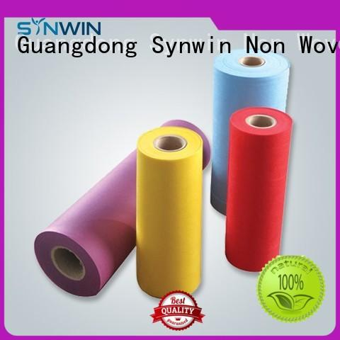 Synwin pp woven manufacturer for packaging