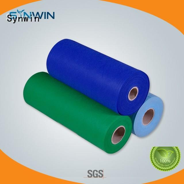 Synwin face pp non woven manufacturer for wrapping