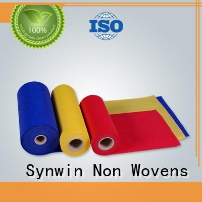 Hot virgin pp woven fabric sale size Synwin Non Wovens Brand