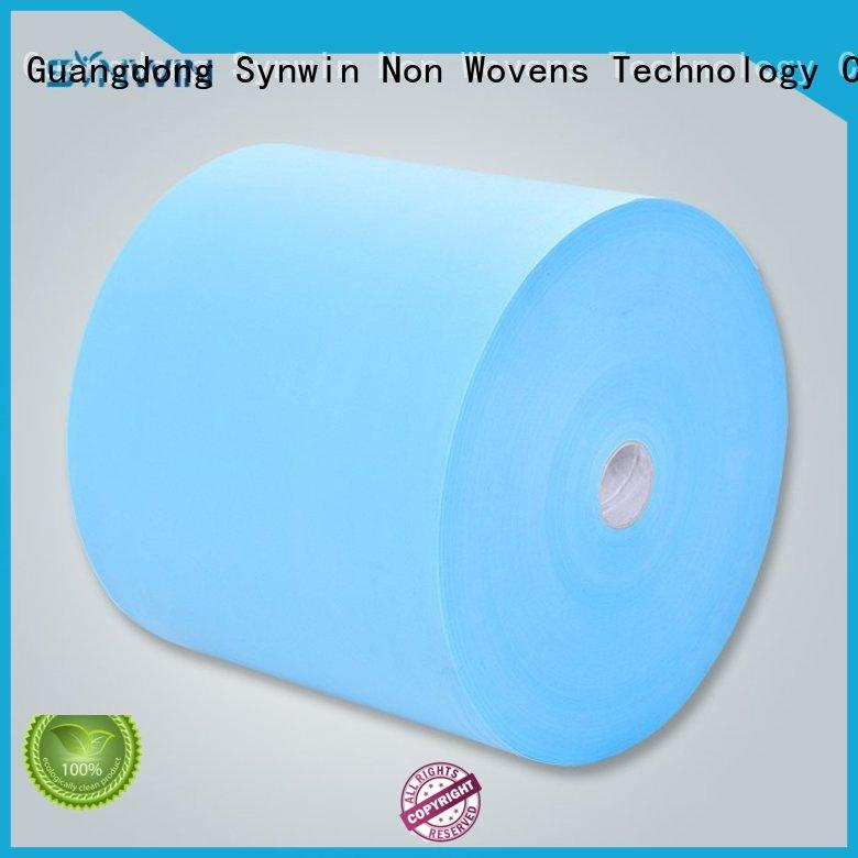 Synwin nonwoven spunbond polyester inquire now for tablecloth