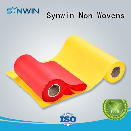raw pp non woven series for household