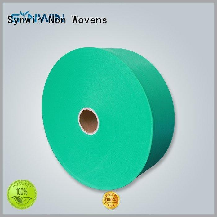 bag supplies yellow Synwin Non Wovens Brand pp non woven fabric factory