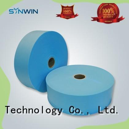 blue pp woven manufacturer for packaging