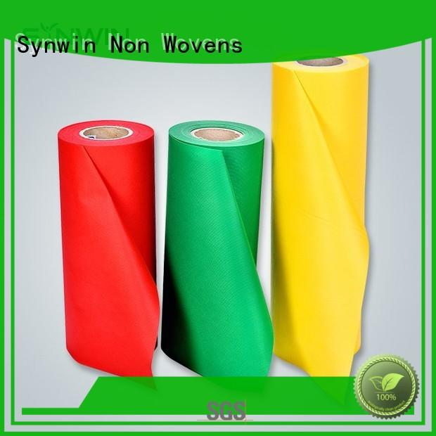 fabrics pp non woven customized for household