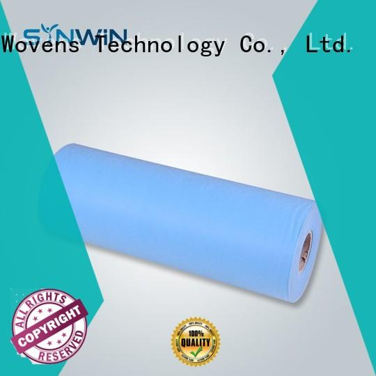 Synwin pp non woven fabric manufacturer for household