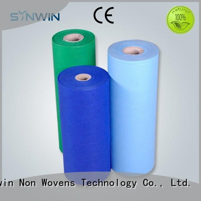 Hot pp woven fabric medical Synwin Non Wovens Brand