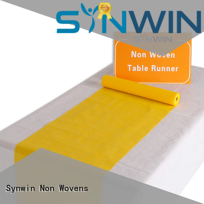 Synwin tablecloth table covers wholesale from China for household