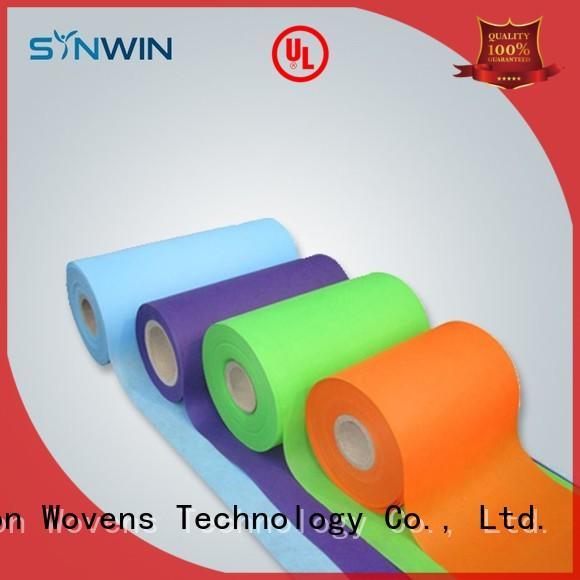 hot selling best trendy popular spunbond polypropylene Synwin Non Wovens