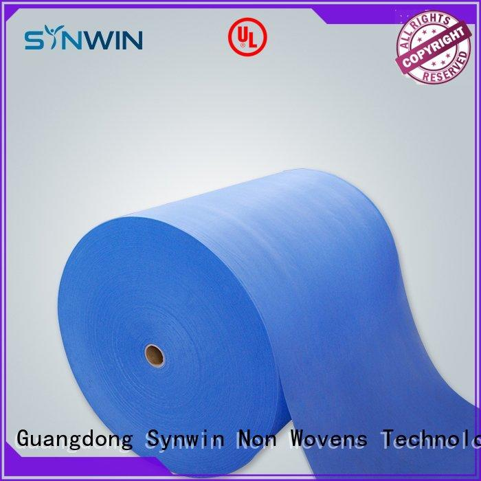 Synwin colors pp non woven customized for wrapping