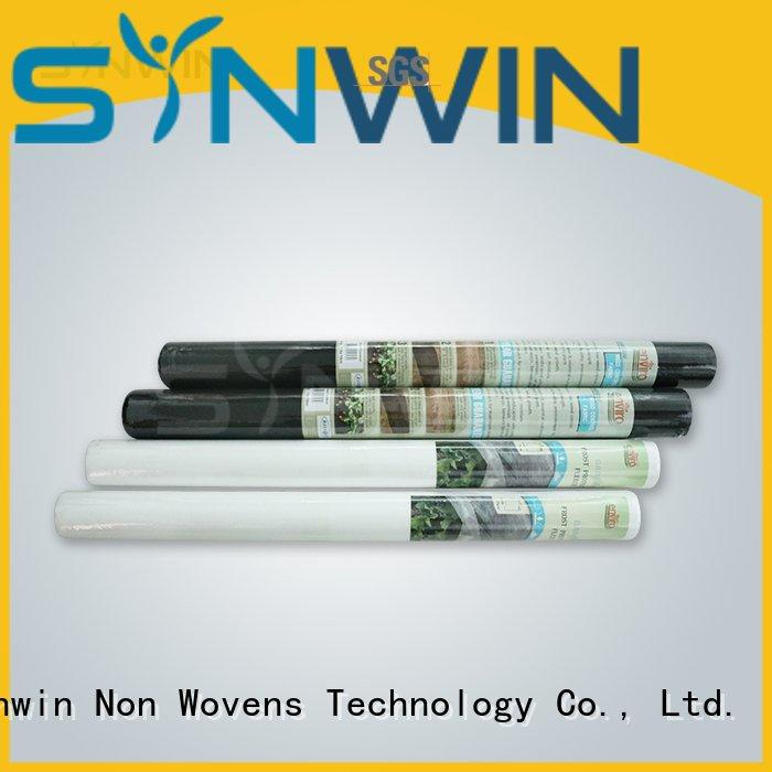 Synwin efficient weed control fabric series for outdoor