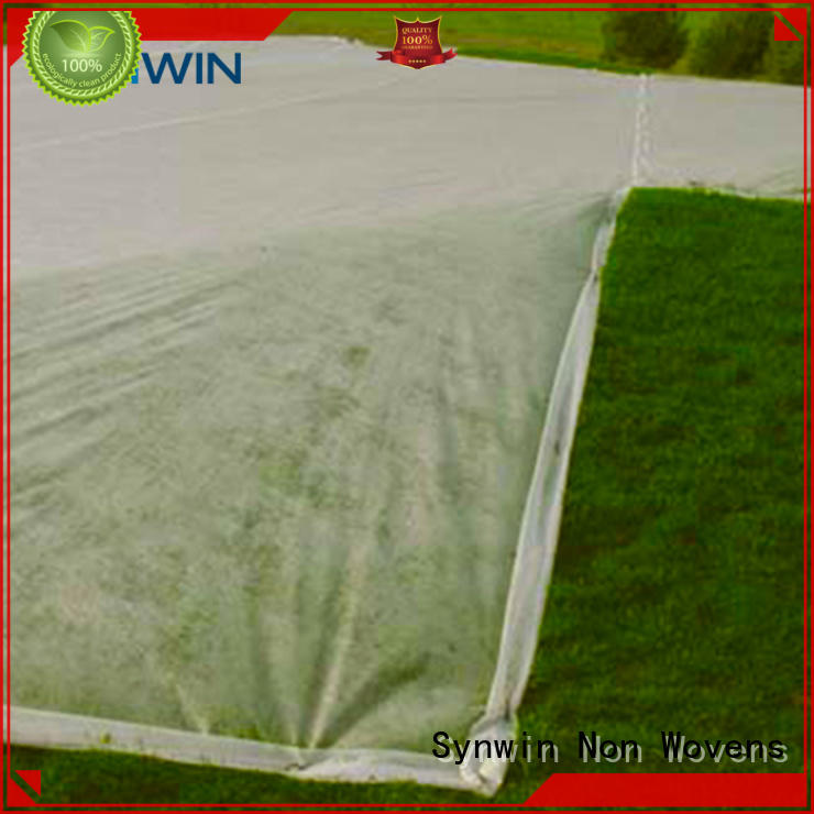 Extra Wide Width PP Nonwoven Film Fabric Agriculture Plant Cover