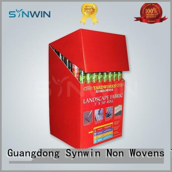 Synwin Non Wovens efficient landscape fabric drainage series for farm