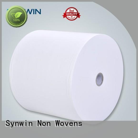 Synwin packing spunbond polyester factory for tablecloth