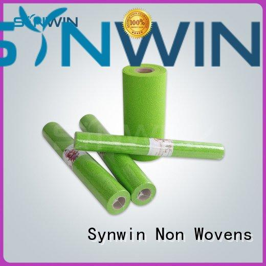 Synwin Non Wovens Brand fabric wrapping christmas gift wrapping paper flower flower