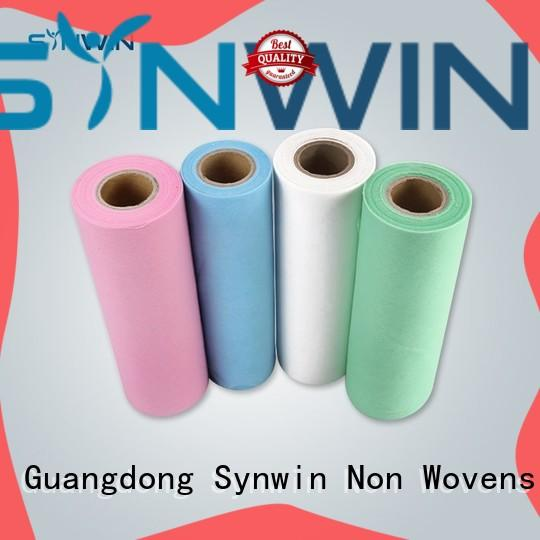 Synwin pink pp non woven directly sale for packaging
